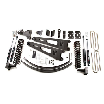 Suspension Lift Kit For 2008-2010 Ford F250/F350 GAS 4WD SRW