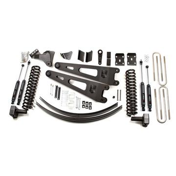 Suspension Lift Kit For 2008-2010 F250/F350 GAS 4WD SRW