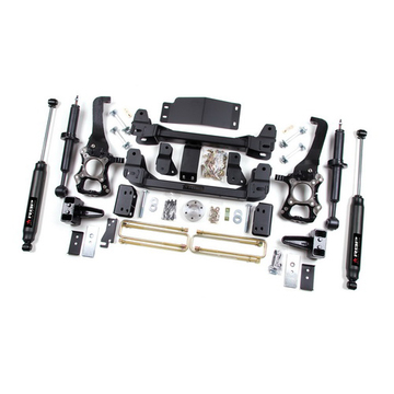RBP RBP-LK324-60 Suspension Lift Kit For 2009-2013 Ford F150 4WD