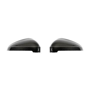 AutoTecknic AU-0019-SA Carbon Fiber Mirror Covers For Audi B9 A4/ S4 | F5 A5/ S5