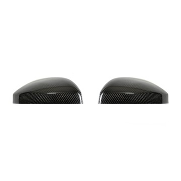 AutoTecknic AU-0012-SA Carbon Mirror Covers Fits Audi 8S MK3 TT/ TTS | 4S MK2 R8