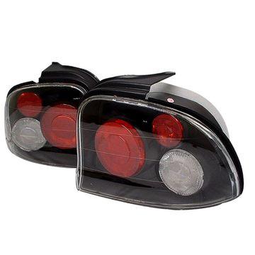 Spyder Auto 5002488 Euro Stil Heck Licht für 95-99 Neon