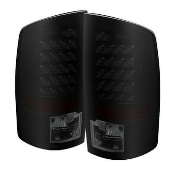 Spyder Auto 5077509 Xtune LED Heck Licht für 02-06 RAM 1500 RAM 2500 RAM 3500