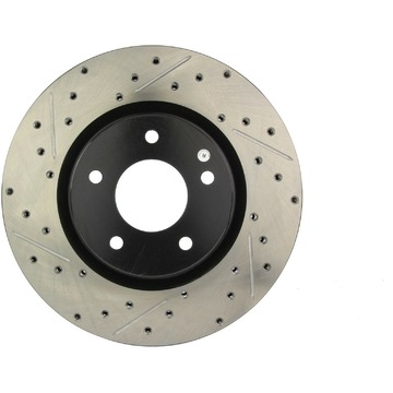 StopTech 127.20015R StopTech Sport Rotor Fits 98-06 XJR XK8