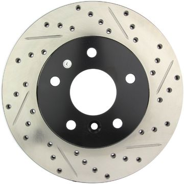 Stoptech 127.22003L Stoptech Sport Rotor für 93-02 Range Rover