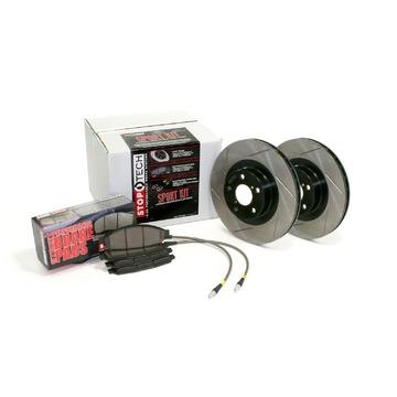 StopTech 977.45006 StopTech Sport Brake Kit Fits 04-08 RX-8