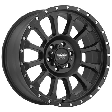 Pro Comp Wheels 5034-8936 Rockwell Series 34 Black Finish