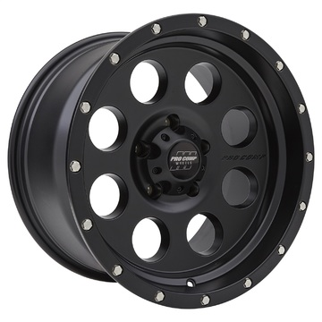 Pro Comp Wheels 5045-7973 Proxy Series 5045 Satin Black Finish