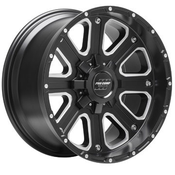 Pro Comp Wheels 5172-21089 Axis Series 72