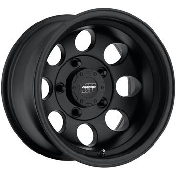 Pro Comp Wheels 7069-6865 Vintage Series 7069 Matte Black