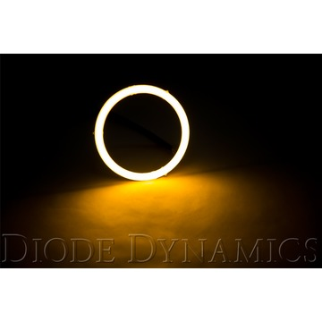 Diode Dynamics Halo Lights LED 100mm Amber Single