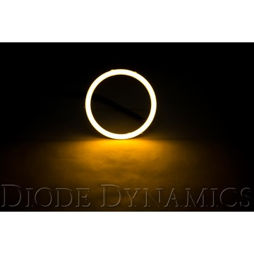 Diode Dynamics Halo Lights LED 110mm Amber Single