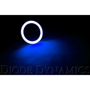 Diode Dynamics Halo Lights LED 70mm Blue Single