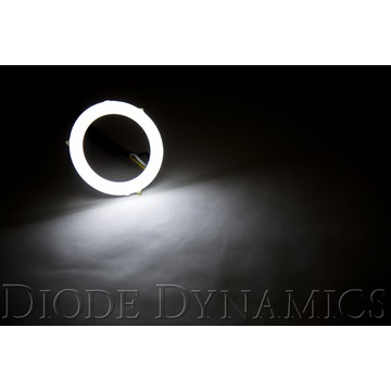 Diode Dynamics Halo Lights LED 60mm White Single