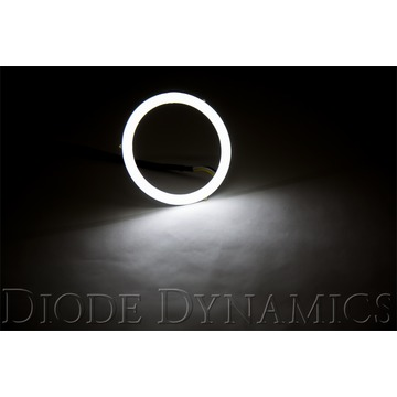 Diode Dynamics Halo Lights LED 90mm White Single