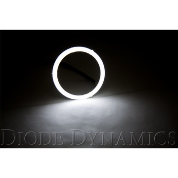 Diode Dynamics Halo Lights LED 100mm White Single
