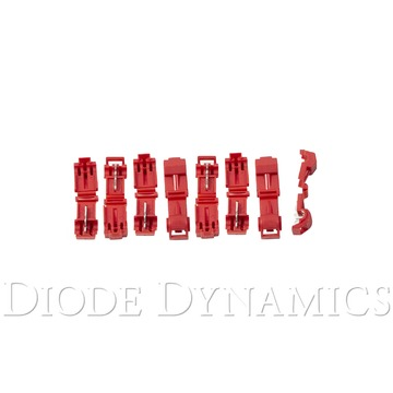 Diode Dynamics T-Tap Kit 8 Count