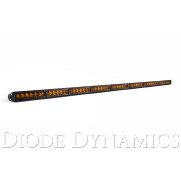 Diode Dynamics 50 Inch LED Light Bar Amber Driving Light Bar Stealth Series