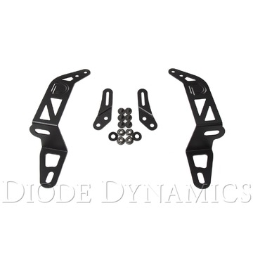 Diode Dynamics SS30 Bumper Bracket Kit For 2018 Jeep