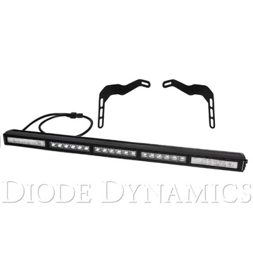 Diode Dynamics 30 Inch LED Lightbar Kit White Combo Stealth Series For Tundra
