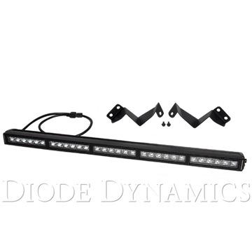 Diode Dynamics 30 Light LED Light Bar Kit Stealth Clear Driving 16-19 Tacoma