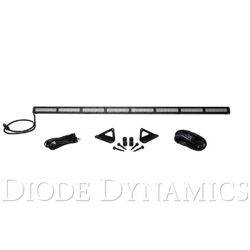 Diode Dynamics SS50 Hood LED Kit White Flood For 2018 Jeep