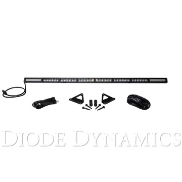 Diode Dynamics SS50 Hood LED Kit White Combo For 2018 Jeep