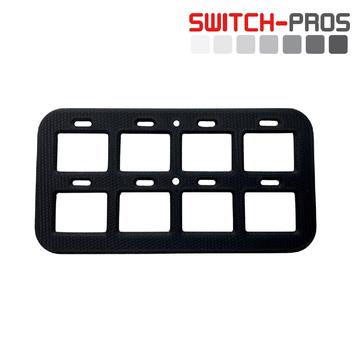 Switch-Pros RCR-TOUCH 8 Trim Piece
