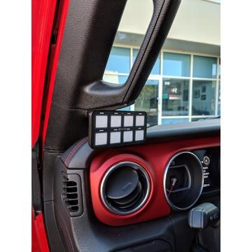 Switch-Pros Mounting Kit For JL Wrangler & JT Gladiator