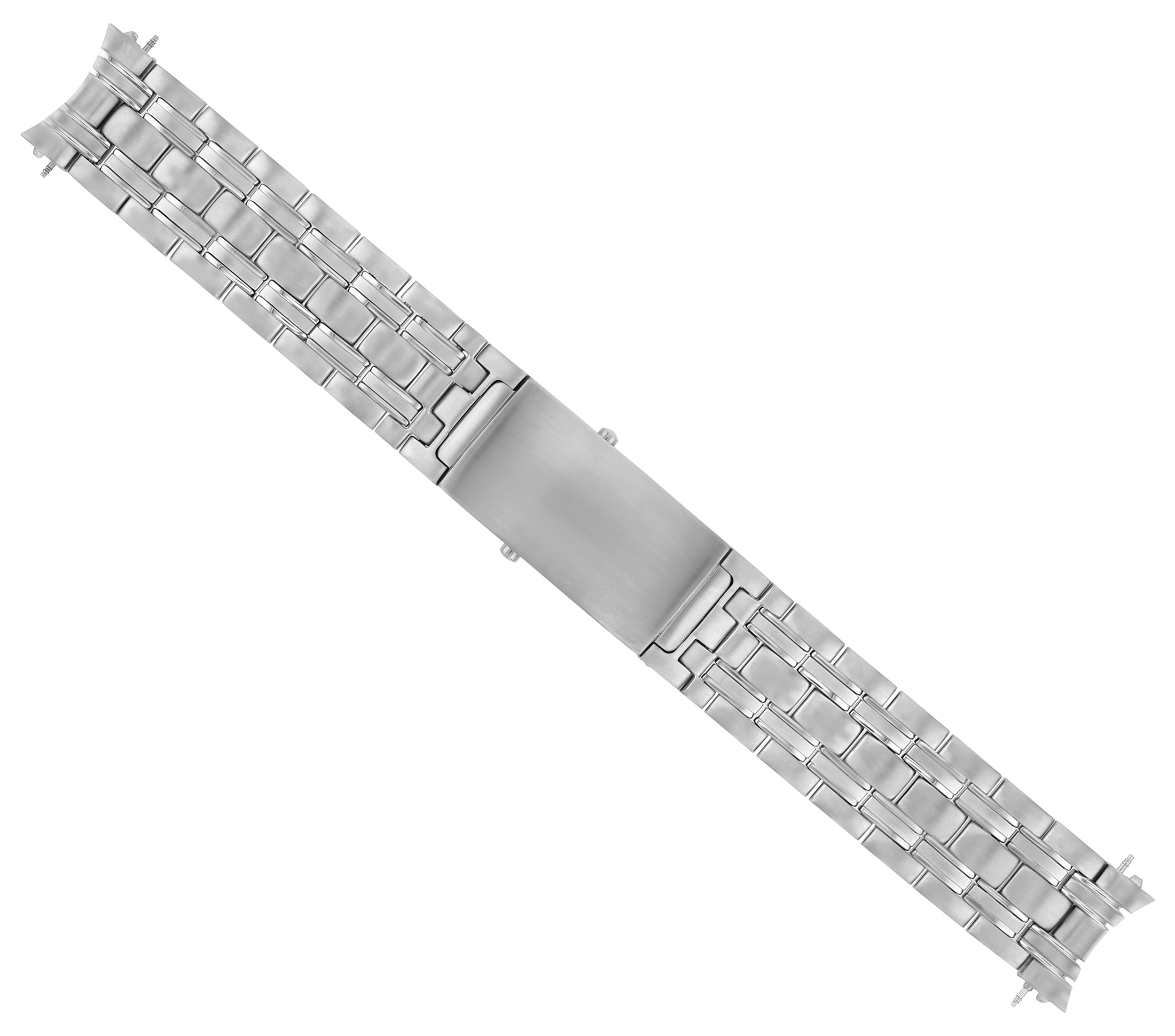 Details About 18mm Watch Band For Omega Seamaster Midsize Heavy Bracelet Stainless Steel Top Q
