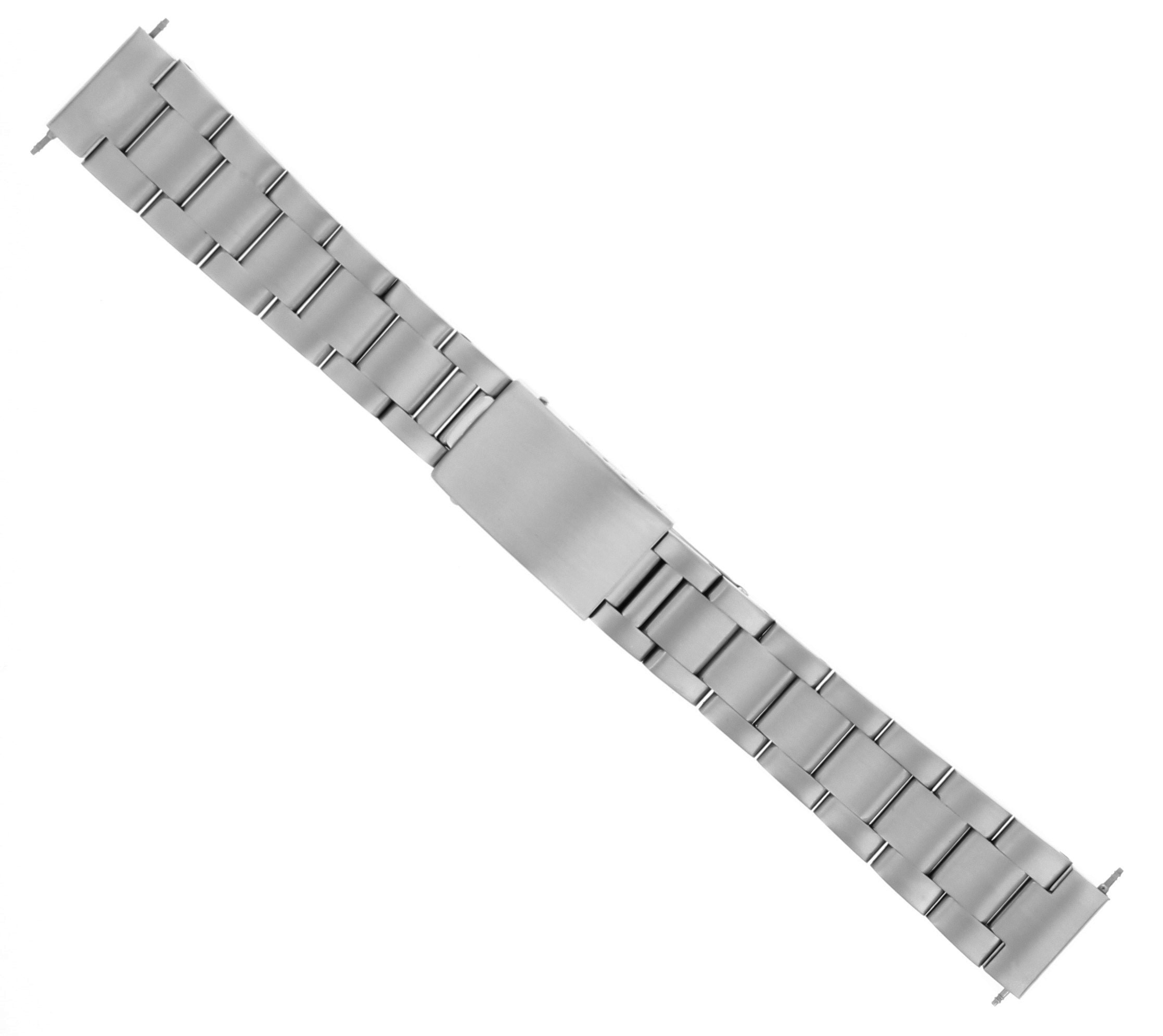 18MM HEAVY DUTY OYSTER BAND BRACELET FOR TAG HEUER CARRERA FORMULA AQUARACER 1