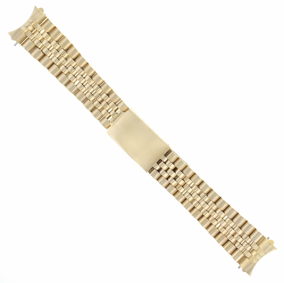 20MM JUBILEE WATCH BAND FOR 36MM ROLEX DATEJUST MEN 16018 16233 16234 16238 GOLD