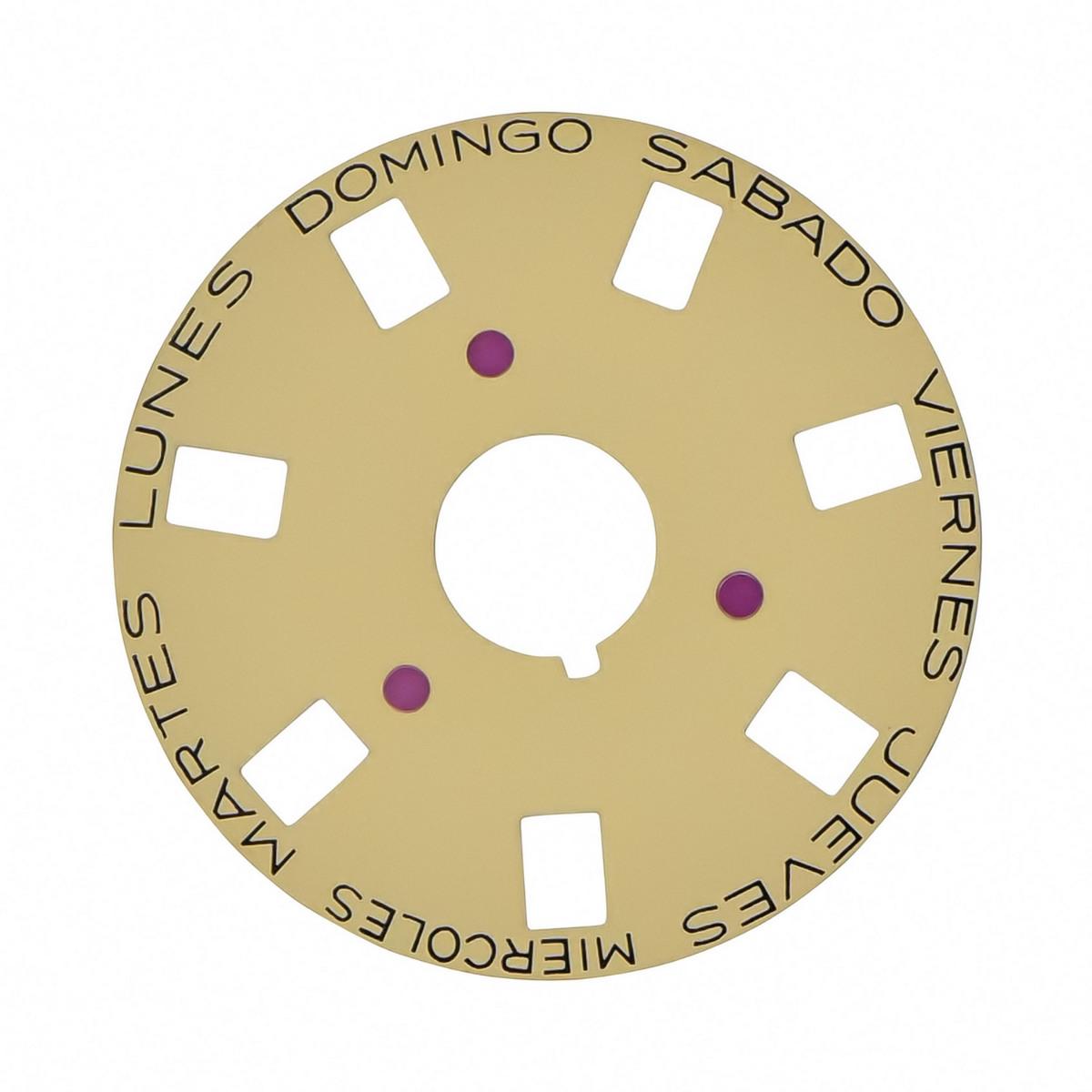 Rolex dating diagram