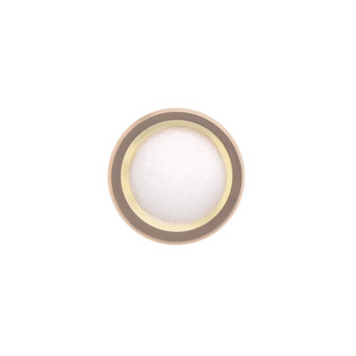 PEARL LUMINOUS PIP BEZEL INSERT PIP FOR ROLEX SUBMARINER 5508,5513 GOLD USA