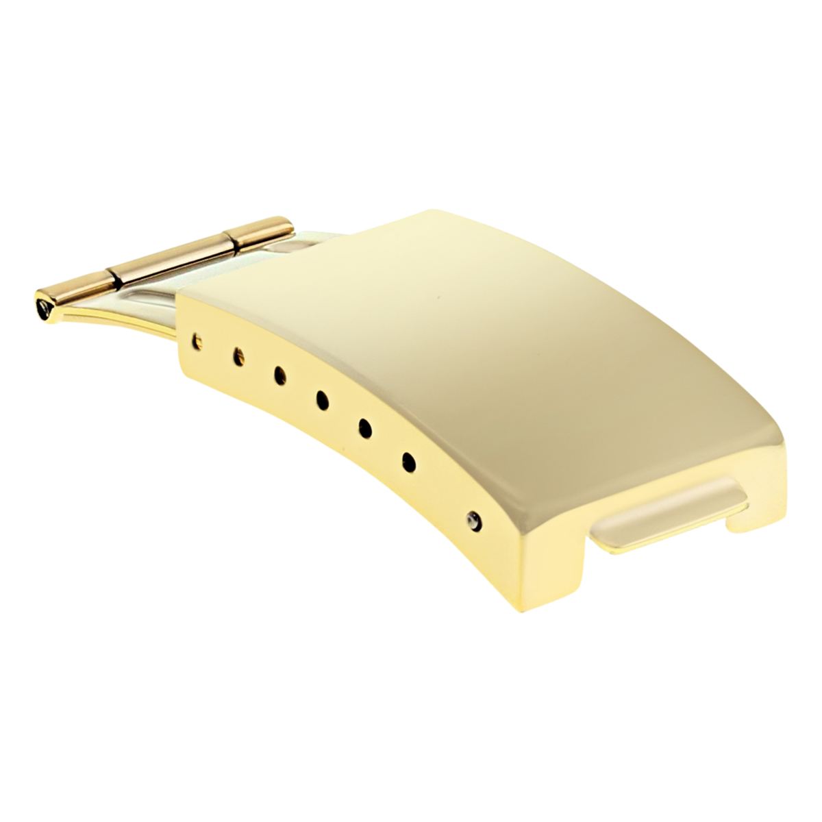 Gold Bracelet Clasp For Mens Rolex Oyster Or Jubilee Watch Band 20mm