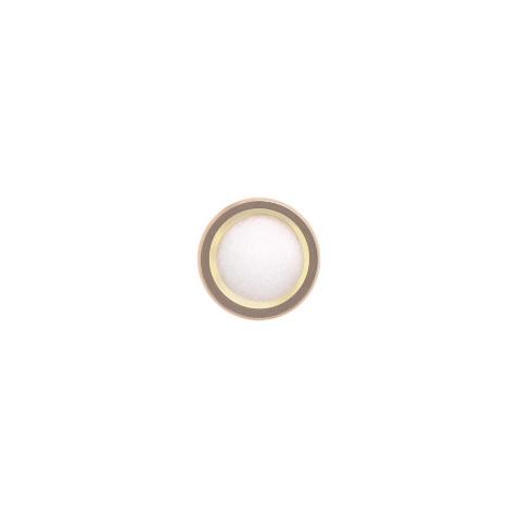 PEARL PIP FOR BEZEL INSERT FOR ROLEX SUBMARINER CERAMIC 116613 BLUE LUME GOLD