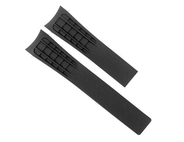 22MM RUBBER WATCH STRAP BAND BRACELET FOR TAG HEUER CARRERA MONACO WATCH