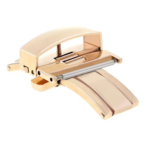 14-16-18-20-22-24MM BUTTERFLY LEATHER STRAP BAND DEPLOYMENT CLASP FOR TISSOT
