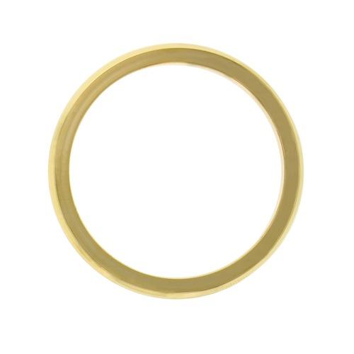 GOLD GP CREATED DIAMOND RUBY BEZEL FOR 34MM ROLEX TUDOR PRINCE OYSTERDATE WATCH