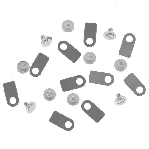 10 +10 SCREW AND CLAMPS TAB FOR WATCH MOVEMENT ETA 2824 2834 2836 2892 CASE PART