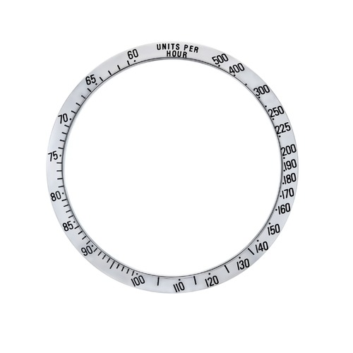 STEEL BEZEL FOR 40MM TUDOR TIGER CHRONOTIME PRINCE 79280P , 79263