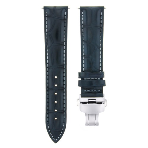 20MM LEATHER STRAP BAND FOR SEIKO ALPINIST SARB017, SARB017J, SARG005, SARG005J