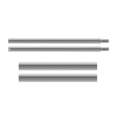2 SET SCREW + TUBES FOR PANERAI GMT 44MM LUGS 24MM FERRARI LEATHER RUBBER STRAP