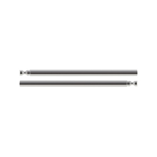 22MM REPLACEMENT BAR/PIN FOR 40MM PANERAI 49/51 WATCH STAINLESS STEEL