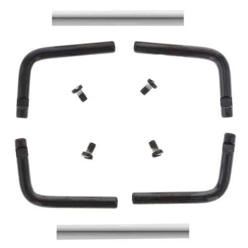 1 SET BAR, SCREW, CONNECTOR FOR PAM 505 CERAMIC RADIOMIR 45MM BLACK SEAL BLACK