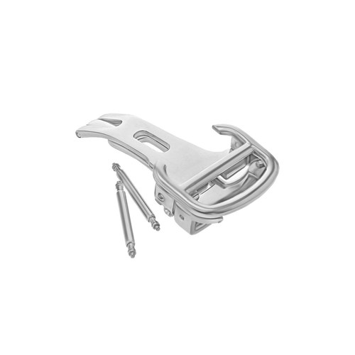 20MM DEPLOYMENT STRAP BAND BUCKLE CLASP FOR FIT CARTIER BALLON BLEU STAINLESS ST