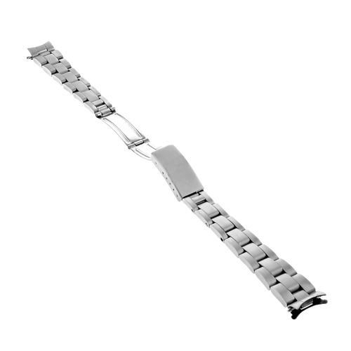 OYSTER WATCH BRACELET BAND SOLID FOR 26MM ROLEX DATEJUST DATE LADY 13MM S/STEEL