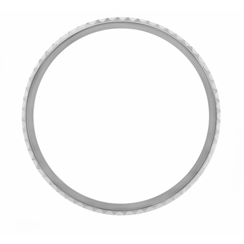 BEZEL RING INSERT FOR OLDER ROLEX SUBMARINER 1680 5512 5513 5508 STAINLESS STEEL
