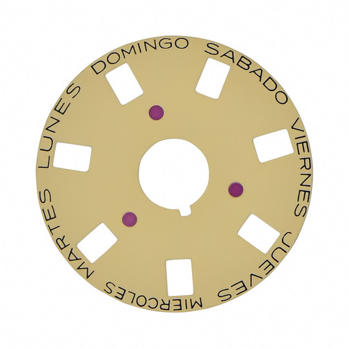 DAY DISC FOR ROLEX PRESIDENT DAY DATE 3055 18026 18028 18029 SPANISH CHAMPAGNE