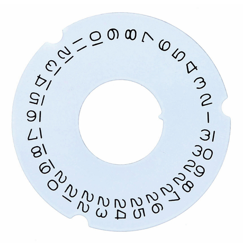 DATE DISC FOR ROLEX PRESIDENT 18026 18028 18029 18038 18039 18048 18078 3055